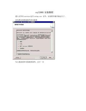 sql2005安装教程.doc