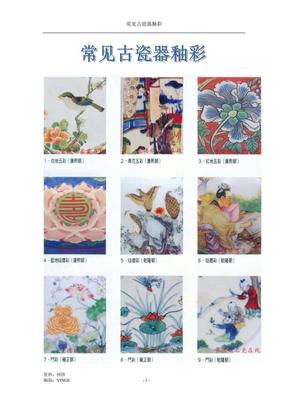 常见古瓷器釉彩.pdf