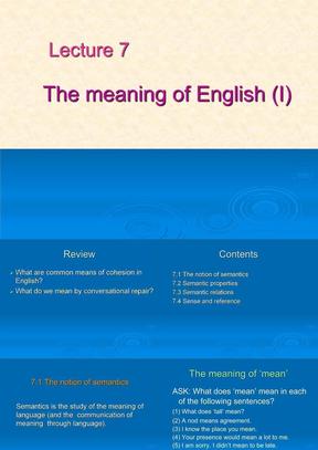 英语语言学实用教程课件unit7-9.ppt