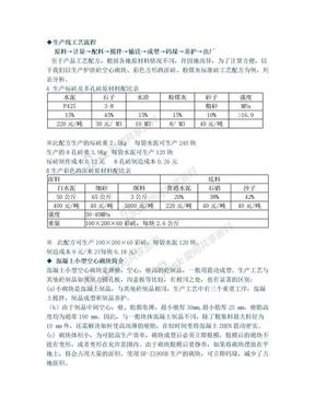 砖机生产线工艺流程.doc