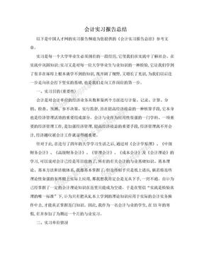 会计实习报告总结.doc