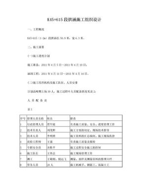 K45 615拱涵设计方案.doc