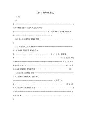 工商管理毕业论文.doc