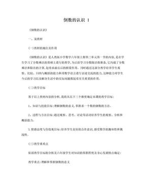 5倒数的认识说课稿.doc