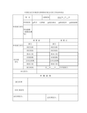 员工调岗申请表.doc