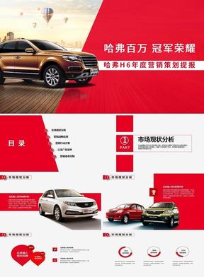 汽车新产品营销策划提报PPT 1110.pptx