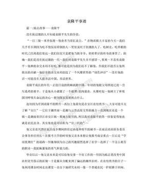 袁隆平事迹.doc