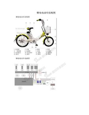 锂电电动车结构图.doc