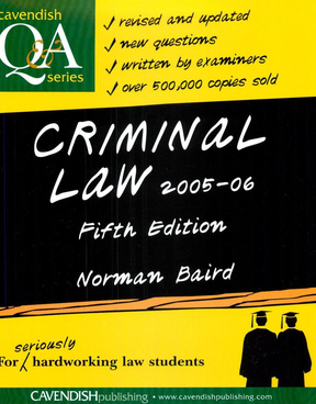 Criminal Law - Cavendish.pdf