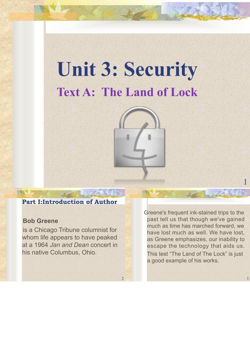 大学英语综合教程第三册_Unit3课件.ppt