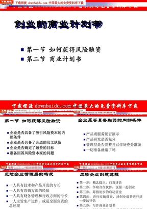 创业的商业计划书.ppt