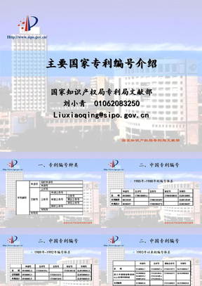 专利文献信息基础知识及信息利用(刘小青).ppt