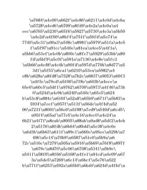 常用汉字Unicode码表.doc