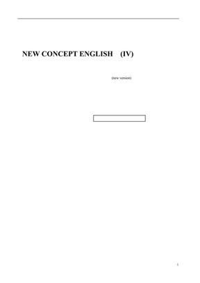 新概念4new concept english4.PDF