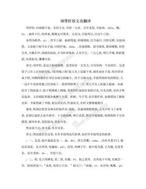 项脊轩原文及翻译.doc