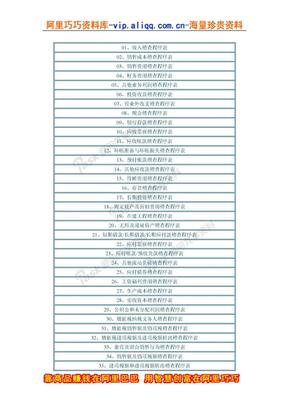 税务稽查程序表.doc