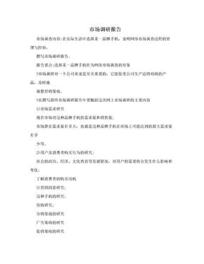 市场调研报告.doc
