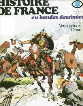 Histoire de France en BD - T01 - Vercingétorix, César.pdf
