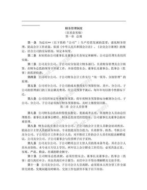 公司财务l制度.doc
