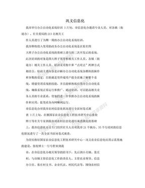 巩义信息化.doc