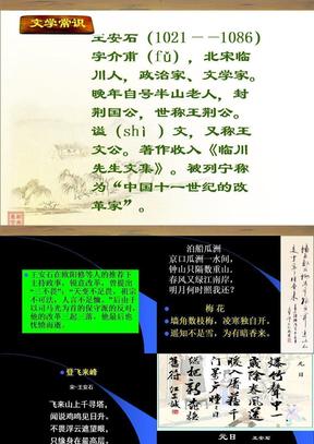 游褒禅山记.ppt
