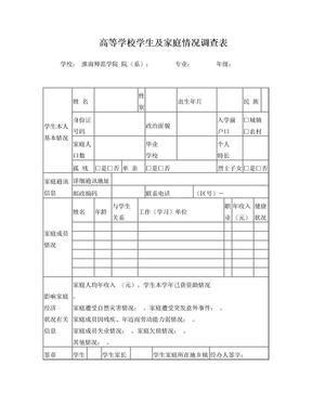 大学生助学金申请表贫困生申请表[1].doc