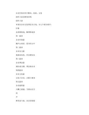企业形象宣传片脚本文案.doc