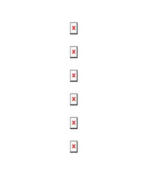 A4纸排版打印一寸、二寸、五寸照片模板.doc