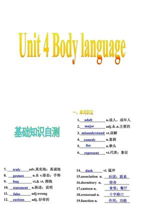 2011名师点津人教版英语必修4-Unit 4[课件].ppt