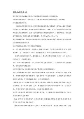 生产型企业税金.doc