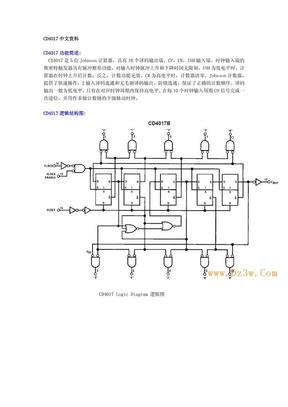 CD4017中文资料.pdf