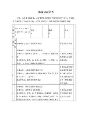 影视导演创作.doc
