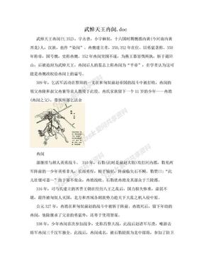 武悼天王冉闵.doc.doc