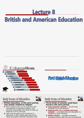 英美文化基础教程,lecture 8.ppt
