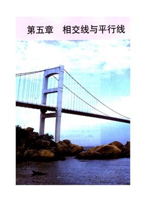 人教版七年级下册数学课本.doc