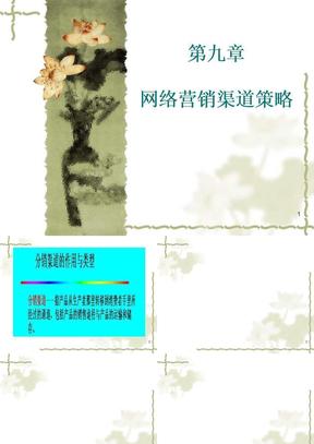 第九章 网络营销渠道策略.ppt