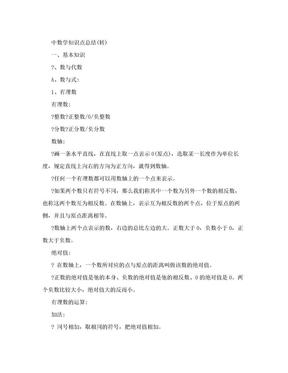 初中数学教材.doc