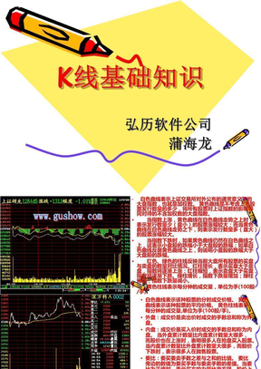 技术分析系列教程10--K线基础知识(蒲博函).ppt