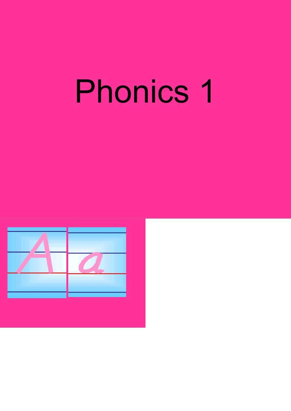26英文字母、單詞及圖片.ppt
