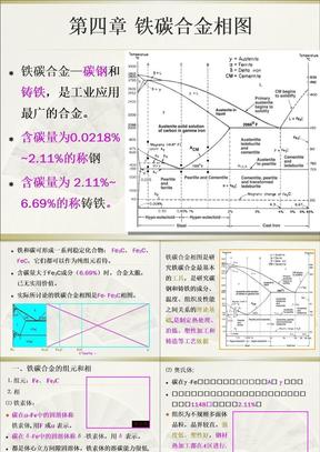 第四章 铁碳合金相图.ppt