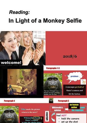 全国英语优质课比赛一等奖课件阅读课selfie(修改版).ppt