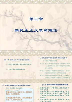 3第三章 新民主主义革命理论.ppt