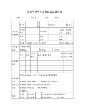 大学生助学金申请表.doc
