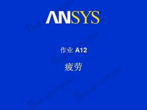 ansys_workbench疲劳分析实例.pdf