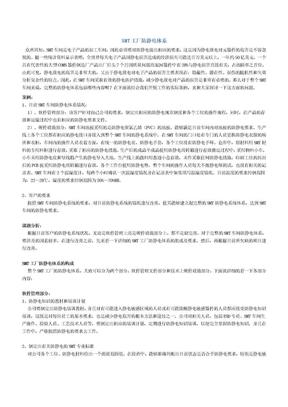 SMT工厂防静电体系.doc