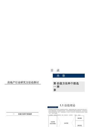 房地产分析框架.ppt