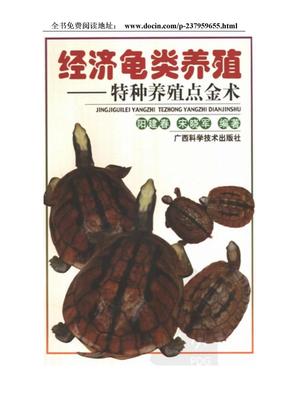 经济龟类养殖.doc