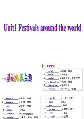 2011名师点津人教版英语必修3-Unit 1[课件].ppt
