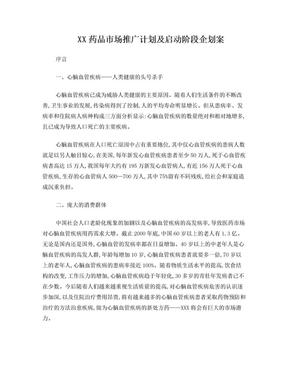 药品推广方案.doc