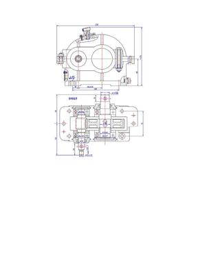 一级减速器装配图.doc